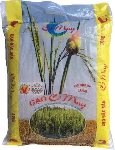 Gạo Đặc Sản – Cỏ May
