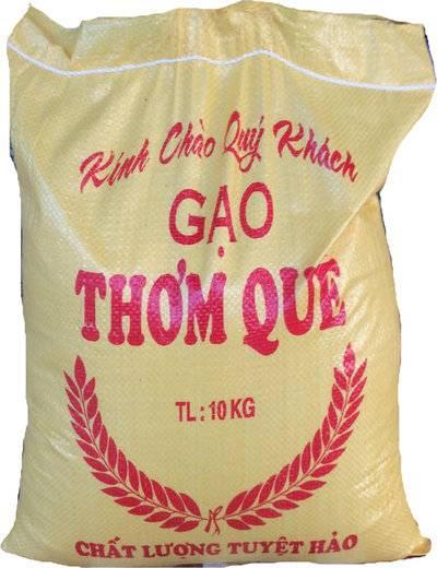 Gạo Thơm Quê - Quảng Nam
