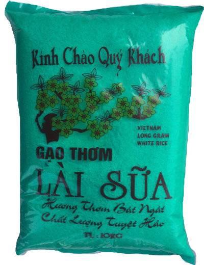 Gạo Lài Sữa Đà Nẵng