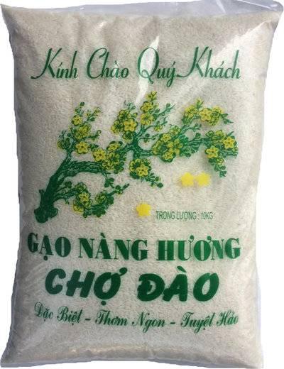 Gạo Nàng Hương Chợ Đào